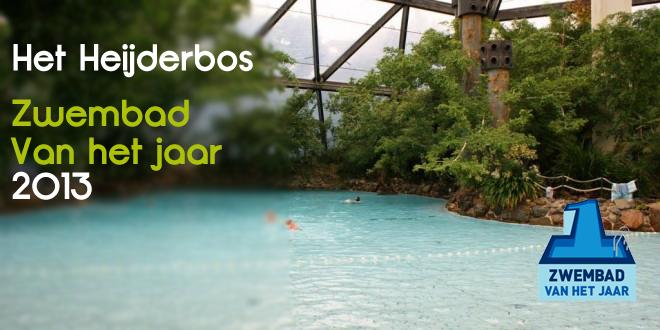 Aqua mundo van center parcs het heijderbos verkozen tot zwembad van het jaar 2013 eigen center - Fotos van het zwembad ...