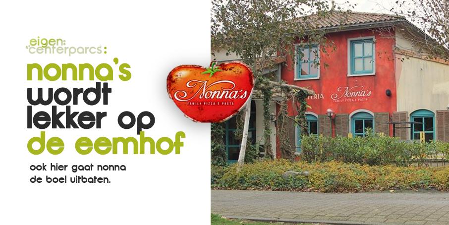 Nonna's op De Eemhof gaat de Market Square nog lekkerder maken! | Check de eerste artist impressions | Foto Update 19-10-2014