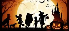 Halloween Jungle Het Heijderbos 31 oktober en 1 november 2014