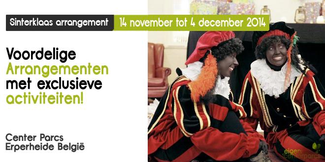 Nieuw Sinterklaas Arrangement Erperheide