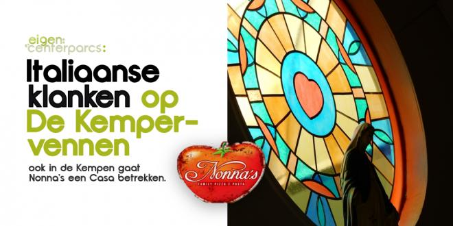 Nonna's weet van geen ophouden: óók De Kempervennen onthaalt de Italiaanse formule! Update: 2 September!