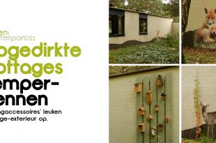 Header l ECP l opgedirkte cottages l Kempervennen