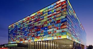 Nederlands Instituut Beeld en Geluid, Hilversum, Neutelings Riedijk archtiecten