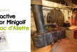 Interactive Indoor Minigolf | Le Lac d'Ailette