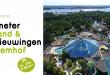 Hoe vier je vakantie op 1,5 meter afstand & vernieuwingen op Center Parcs De Eemhof