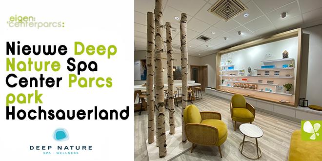 Nieuwe Deep Nature®Spa | Park Hochsauerland